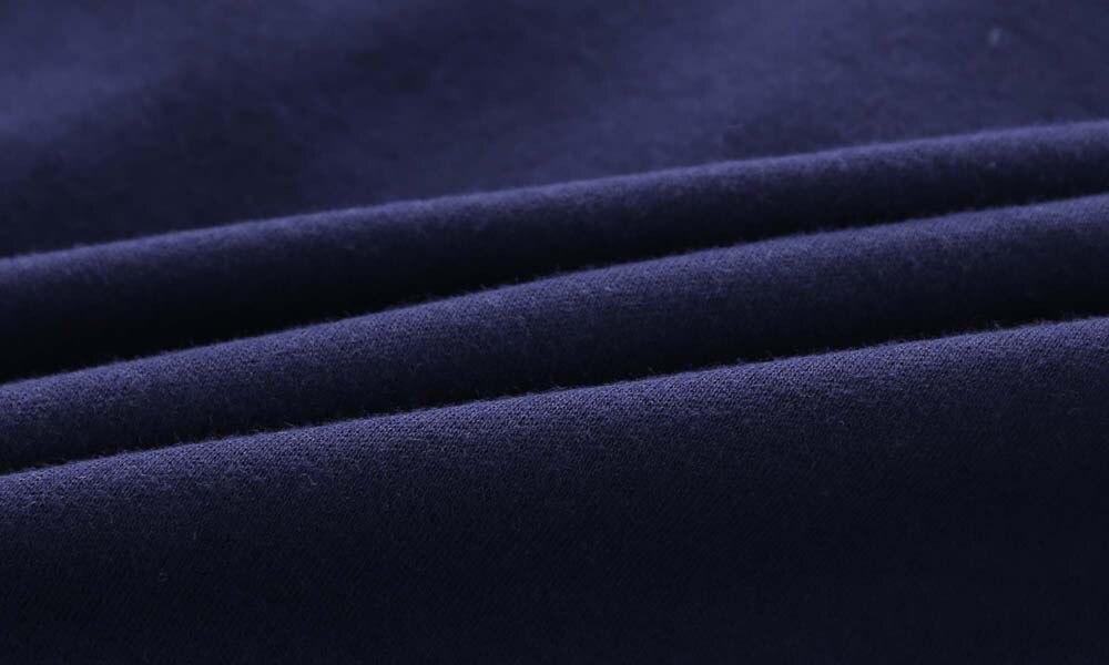 Новый весенне-осенний модный брендовый Стиль Одежда для новорожденных темно-синий вязаный хлопковый комбинезон с длинным рукавом для мальчиков и девочек от 0 до 24 месяцев 6