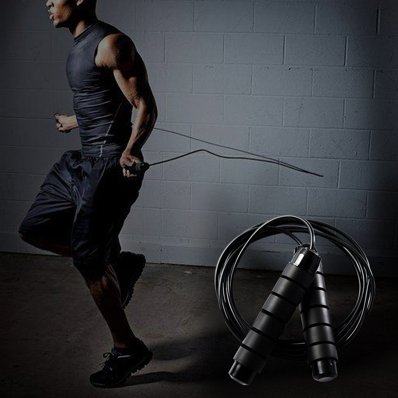 H827 Jump Rope Fitness Sports Men And Women Profession Weight The Academic Test For The Junior High School Students Training Chi