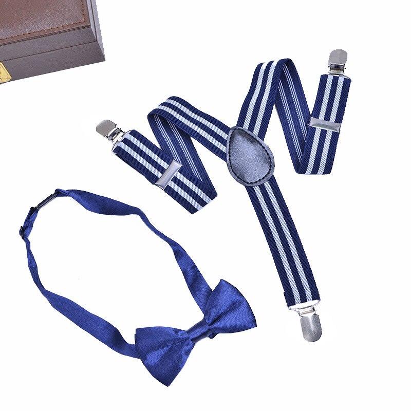 Manufacturers Direct Selling Suspender Strap Butterfly Bowtie Universal Camisole Suspender Strap Suspenders Pants Suspender Stra