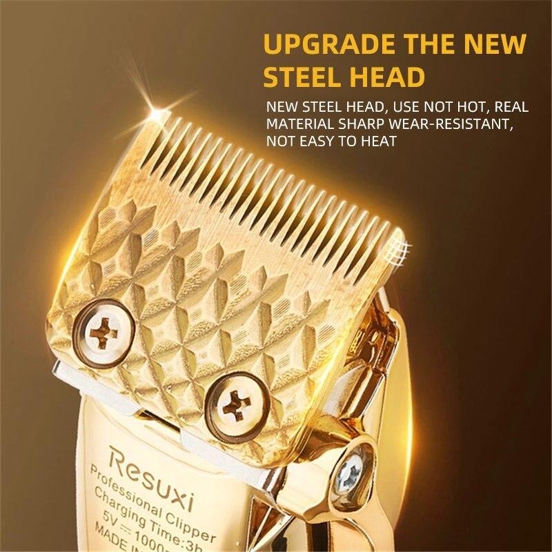 nova maquina de cortar cabelo k31 maquina 04
