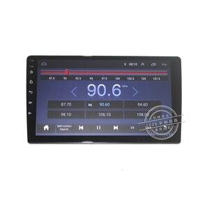 "Image 2 - HANG XIAN 2 din Car radio for 9"" 10.1"" universal interchangeable car dvd player GPS navigation car accessories of autoradio"