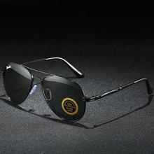 Vazrobe стеклянные солнцезащитные очки es для мужчин и женщин авиационные солнцезащитные очки es для мужчин против царапин черный коричневый с противоотражательным покрытием тяжелые линзы