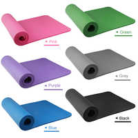 72x24IN Non-slip Yoga Mat Eco-friendly Fitness Pilates Gymnastics Mat Gift Storage Bag and Carry Sling
