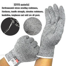 1 пара Кухня Садоводство защитные перчатки мясника мяса разделочная