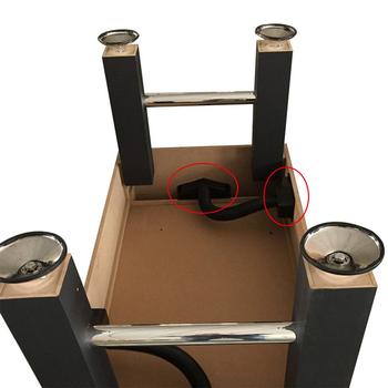 Opakowanie 4 pudełko do zbierania piłkarzyków standardowe 1 4m części do piłkarzyków stołowych tanie i dobre opinie perfeclan CN (pochodzenie)