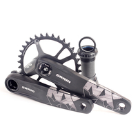 SRAM NX EAGLE DUB Crankset 34T 32T Steel Ringchain 170mm 175mm MTB Bicycle Crankset with DUB BSA Bottom Bracket