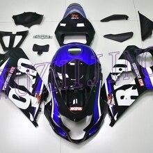 Пластиковые обтекатели GSXR 750 2005 мотоцикл обтекатель GSX R 600 05 обтекатель GSXR600 2004-2005 K4