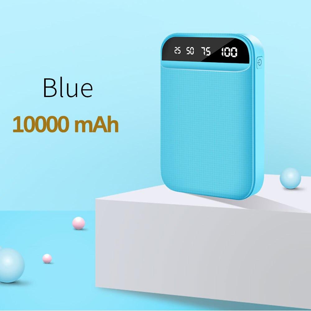 10000mAh Blue