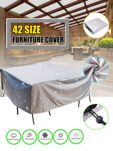 Furniture-Covers Chair Sofa Table Patio Dust-Proof Garden Outdoor Rain