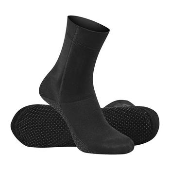 1 para 3mm neoprenowe skarpety do nurkowania buty odporne na zarysowania antypoślizgowe sporty zimowe sporty wodne Snorkeling Surfing buty pływackie tanie i dobre opinie Podkolanówki