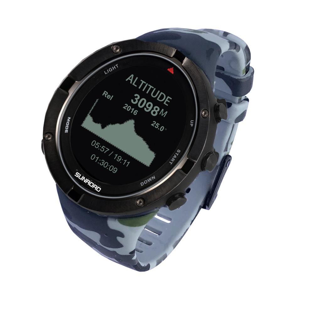 Permalink to Sunroad Smart GPS Millitary Army Sports Watch Heart Rate Altimeter Digital Wristwatch Waterproof Usb Charge Outdoor Swim Run