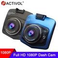 2,4 дюймов Автомобильный Камера HD 1080P Dash cam Портативный небольшой цифровой видеорегистратор ночного видения авто Vehical щит автомобиля Камера р...