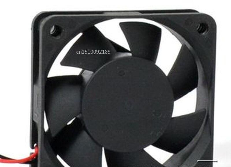 Free Shipping Original 60*60*15 FD2460-A1011C DC24V 0.12A 6CM 2 Wire Inverter Fan