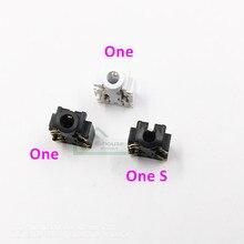 2 pcs voor Xbox een Slim S Controller 3.5mm Headset Connector Poort Socket Hoofdtelefoon Jack Plug Poort voor Xbox een