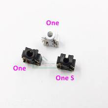 2 stücke für Xbox one Schlank S Controller 3,5mm Headset Stecker Port Buchse Kopfhörer Jack Stecker Port für Xbox ein