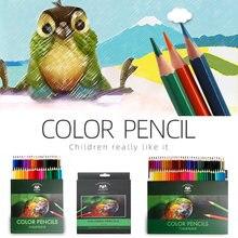 Набор цветных карандашей для рисования 72/36/48 цветов