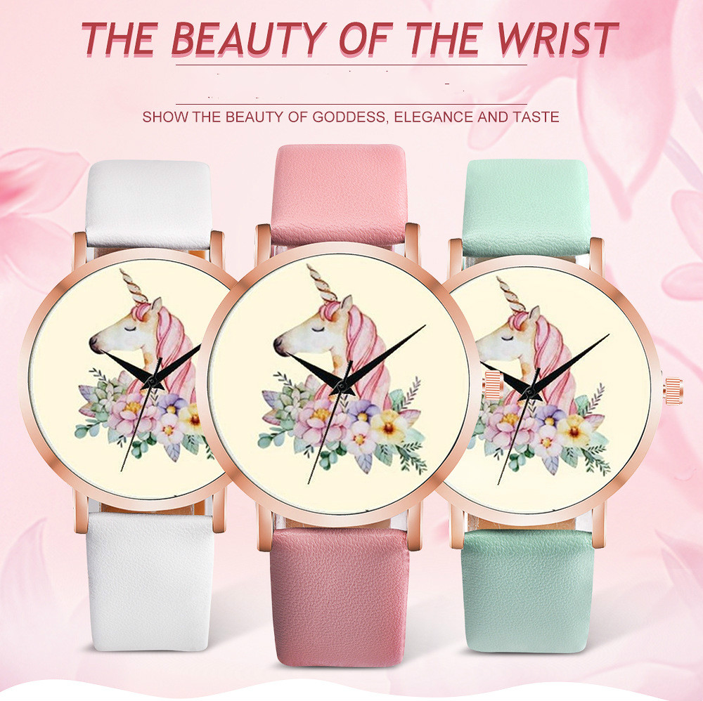 Childre Watch Casual Girl Watch Kids Cute Silicone Strap Watches Student Lovely Kid Children Quartz Wristwatch Clock