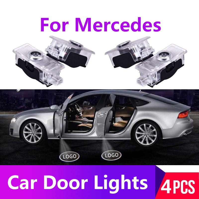 7212 LED Door Lighting for Mercedes Cla Class Type C117
