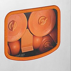 Image 5 - VEVOR البرتقال عصارة الحمضيات عصارة الكهربائية ماكينة صنع عصير الفاكهة الحمضيات الليمون الجير التلقائي السيارات تغذية التجاري