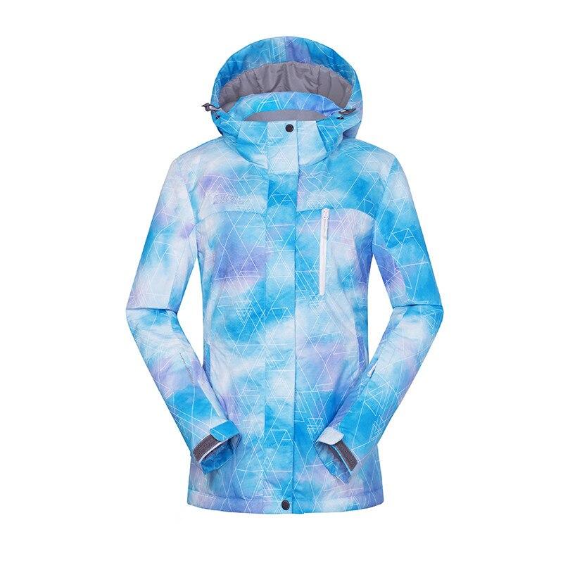 Winter Jacket Skiing Jacket Ski Jacket Women Winter Jacket Female Snowboard Jacket Snowboard Sport Coat Waterproof Snowboarding