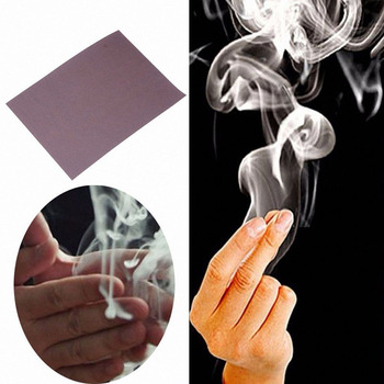 Mystic Finger - Smoke Paper Secret Marked Poker Cards See Through Playing Cards Toys Simple But Unexpected Tricks image