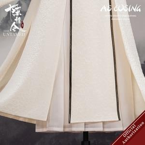 Image 4 - Uwowo сериал Mo Dao Zu Shi The Untamed Цзинь лин, карнавальный костюм, древняя одежда Цзинь рулань, косплей для мужчин