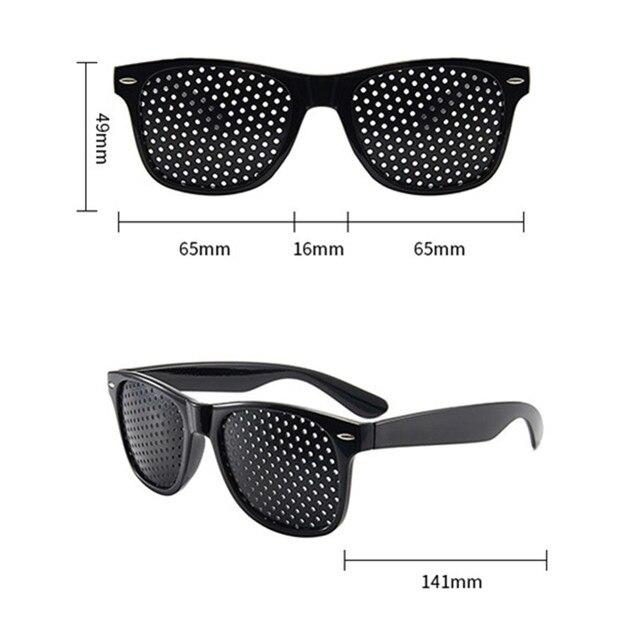 Óculos de sol unissex para treinamento dos olhos, equipamento de ciclismo, óculos de vidro para treinamento, exercício ao ar livre, esportes 4
