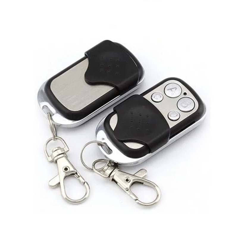 ABCD Wireless RF <font><b>Remote</b></font> Universal <font><b>Remote</b></font> Control 433.92MHZ Copy <font><b>Remote</b></font> Controller For Gate <font><b>Garage</b></font> Door Car <font><b>Key</b></font> Fob Controller image
