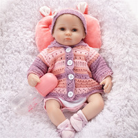 Reborn Doll Reborn Doll New Born Baby Items Silicone Baby Doll Doll head Monster High Hands