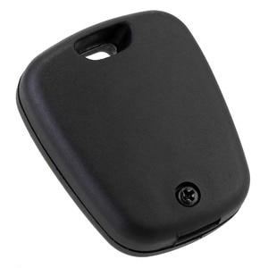 Image 4 - 10pcs 2 Buttons Remote Key Flip Fob Car Key Case Shell Without Blade For Peugeot Partner Expert Boxer SX9 Citroen D40