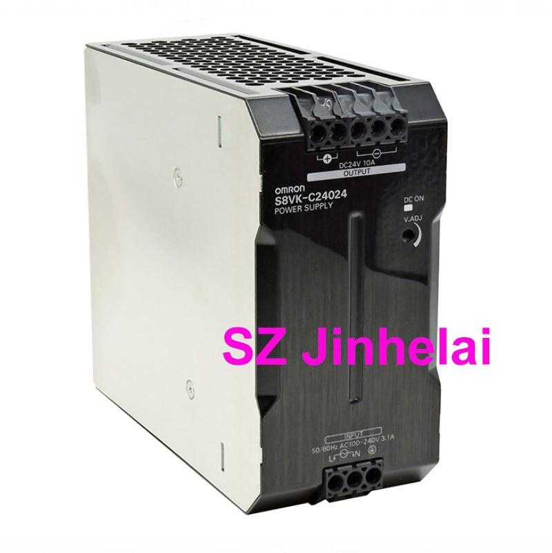 OMRON S8VK-C24024 аутентичный оригинальный импульсный источник питания 240 Вт 24VDC 10A