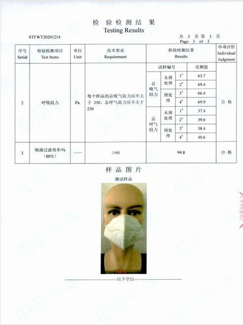 100 PCS N95 White Foldable Masks With Valve Dropshipping KN95 Face Mask Respirator 5 Layers FFP1 FFP2 FFP3 Gauze Filter Masks 5