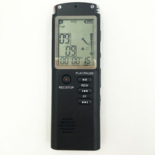 16GB Voice Recorder USB Professional 96 Hours Dictaphone Digital Audio Voice Recorder With WAV,MP3 Player