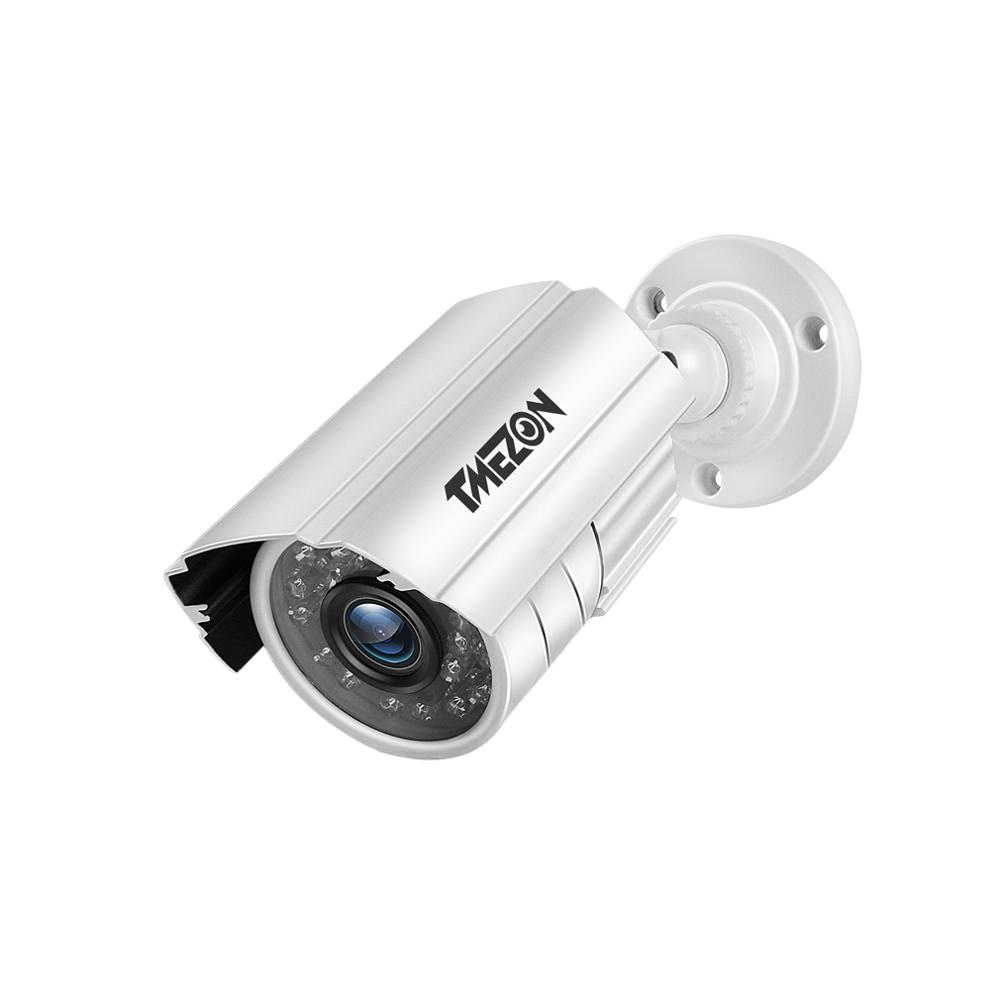 TMEZON HD 800TVL 900TVL 1200TVL CCTV Camera Day/Night Vision Video Outdoor Waterproof IR Bullet Surveillance Security Camera