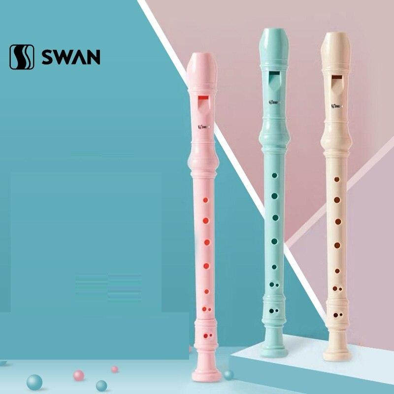 Китайский рекордер gaita 6/8 отверстий сопрано немецкая Вертикальная флейта C Ключ Музыкальные инструменты кларнет flauta dulce