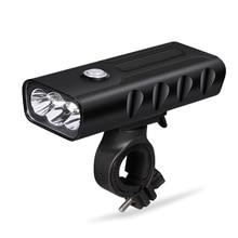 5200mAh LED Bike Light Kit T6 L2 Flashlight For Bicycle 2400 Lumen Led Lantern USB Headlight Mount Bracket Cycle Fornt Lamp