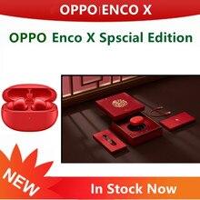 OPPO Enco X TWS słuchawki bezprzewodowe Bluetooth 5.2 aktywne usuwanie szumów dla OPPO Reno 4 Pro SE telefon komórkowy