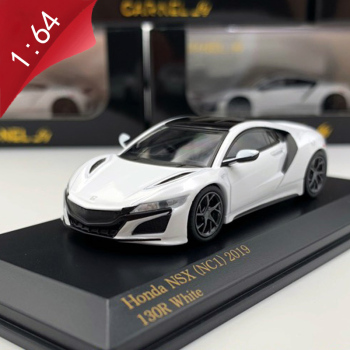 1:64 scale alloy diecast metal die-cast vehicle Static NC1 2019 super car model adult child boys for toy collection gift display