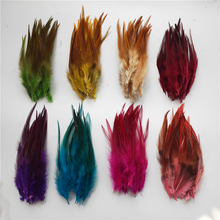 High-Quality Plume Jewelry-Accessories Crafts Decoration Wholesale for 10-15cm Rooster