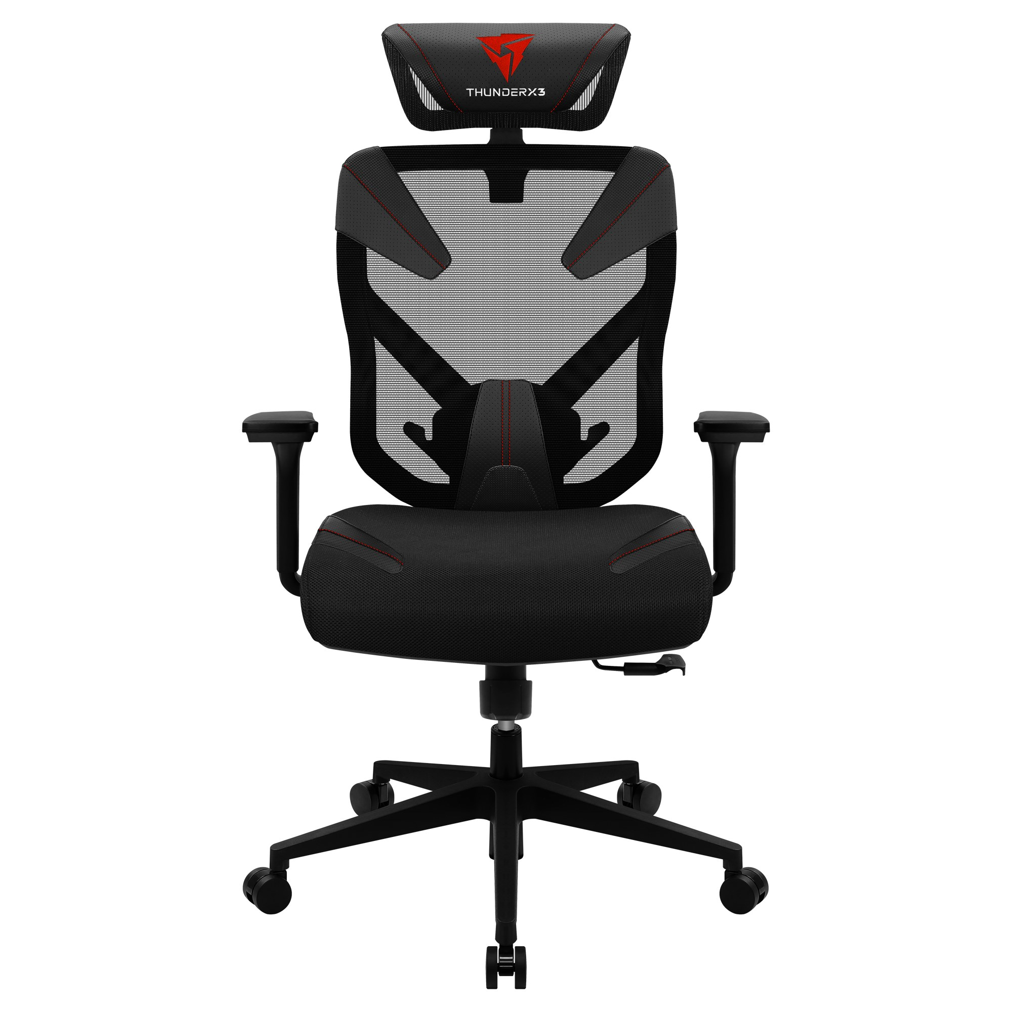 ThunderX3 Yama 3, Gaming Chair, Technology AIR, Fully Adjustable, Red
