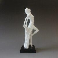 Modern Style Sexy Beauty Figure Miniature Statue/Bathe Dance Nude Woman Lady Girl Interior Home Decoration Accessories Sculpture