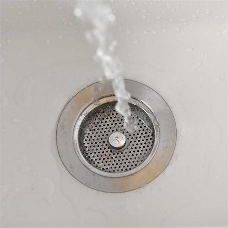 Filtro de pia de aço inoxidável da cobertura do dreno do assoalho para o porto de drenagem da cozinha do banheiro drenos anti-bloqueio de drenos de assoalho cobrir