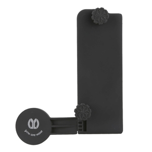 Image 5 - Side Mount Clip for Dual Monitor Experience and No Sheltering From Sight, Compatible with Most Ipads/Laptops/Phones, Convenient