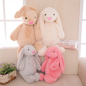 цена на Bonnie The Bunny Plush Regular Animal Soft Doll Solid Baby  Toy Party Birthday Kids Gifts Rabbit Sleeping Comfort Toy Stuffed