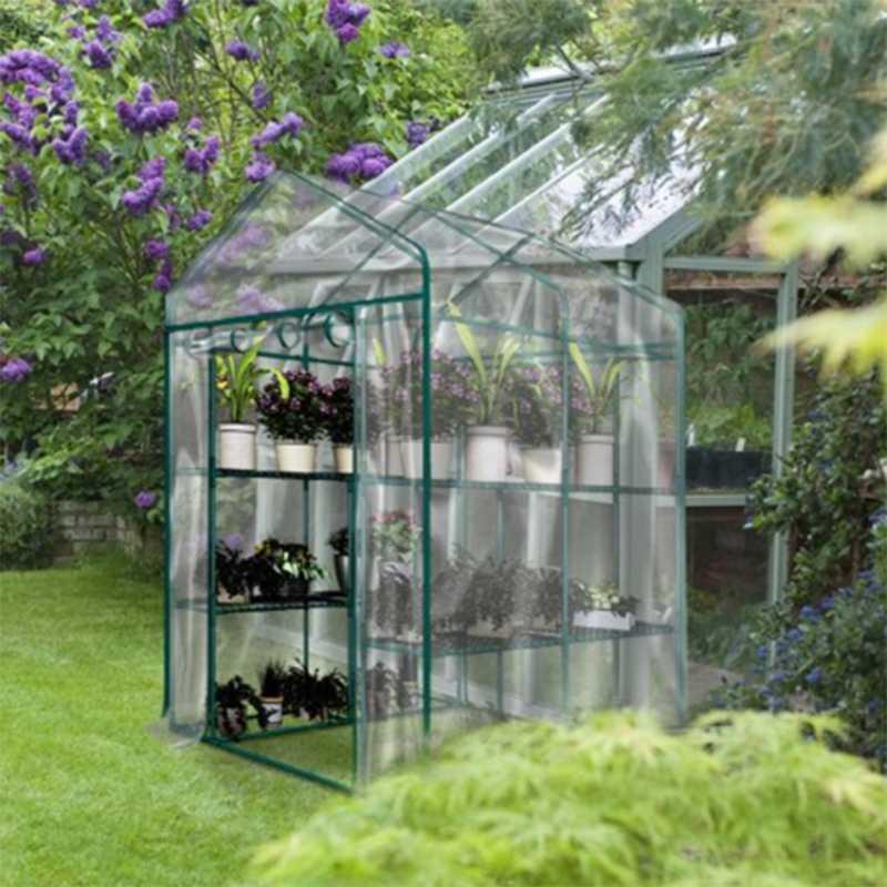 Garden Plant Mylar Solar Film Reflective Hydroponic Yard Garden Leaf I4Q6