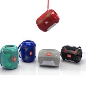 Image 2 - Przenośny głośnik Bluetooth LED minigłośnik bezprzewodowy na Bluetooth Stereo Super subwoofer zewnętrzny bas muzyczny bas AUX TF FM