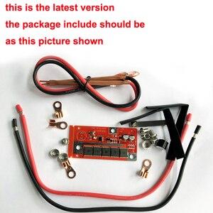 Image 2 - 18650/26650/32650 lityum pil enerji depolama nokta kaynak kurulu DIY kaynakçı PCB devre modülü taşınabilir lehimleme makinesi