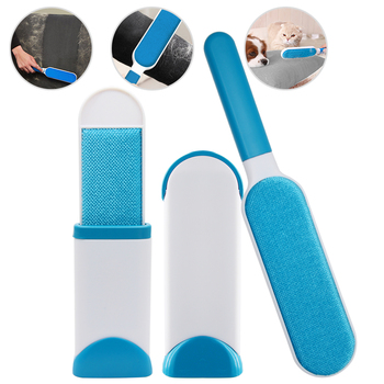 3 pcs/1Set Pet Hair Remover Brush Quick Makeup Remover Clothes Brush dog Hair Paste Device Cleaning Brush tool Pet Beautician