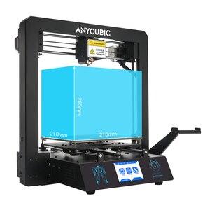 Image 5 - ANYCUBIC 3d Máy In Mega S Nâng Cấp Anycubic I3 Mega Lớn Xây Dựng Tập Màn Hình Cảm Ứng Full Kim Loại FDM 3d Máy In bộ Impresora 3d