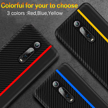 For Redmi K30 K20 Case For Xiaomi Mi 9T Note 10 Pro Original Sports Street Leather Protector Cover for Xiaomi pocophone F1 Case(China)